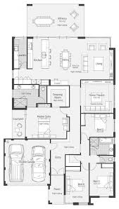 Floor Plan Of A House by Best 20 House Plans Ideas On Pinterest Craftsman Home Plans