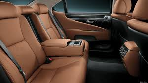 lexus sedan small interior design view lexus ls 600h interior small home