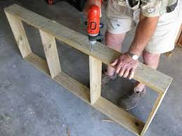 Easy Wood Bench Plans by Download Easy Wood Bench Plans Plans Free Diy Workbench Light
