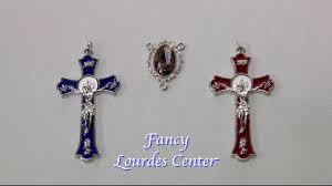 rosary makers imitation rhodium rosary sets for rosary makers
