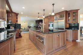 Galley Kitchens With Island 64 Deluxe Custom Kitchen Island Designs Beautiful