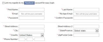 my registry wedding create an online wedding registry with my registry tips for