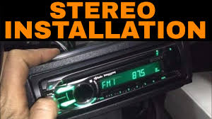 2001 2004 dodge dakota durango radio stereo deck installation