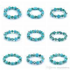 beaded bracelet crystal images 2018 handmade beaded bracelet stretch women crystal beads jpg