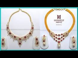designer diamond sets designer diamond bridal necklace sets from mangatrai hyderabad