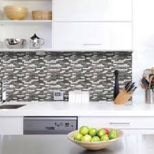 Stick On Kitchen Backsplash by Love This For Backsplash No Grout Its Self Adhesive And