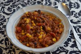 taco soup and homemade seasonings
