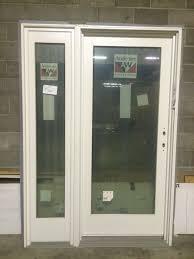 Patio Doors Andersen Andersen Patio Door With Sidelight Lumber Outlet