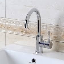 discount brass single hollow handle kitchen faucet