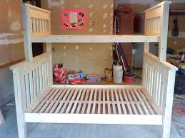 loft bed plans full use these free bunk bed plans to build the