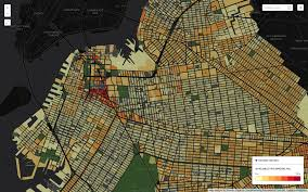 Brooklyn Safety Map Cartodb Wants To Showcase Your Best Maps Technical Ly Brooklyn