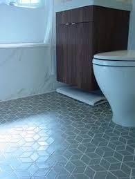 Dwell Bathroom Ideas by Residential Bathroom In Dwell Opal Blue By Heath Ceramics Via