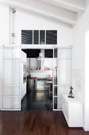 cuisine avec porte coulissante cuisine avec portes coulissantes