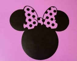 Minnie Mouse Vanity Mirror Minnie Mouse Mirror Etsy