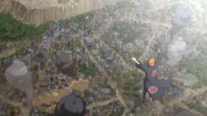 Naruto World Map by Pain To The World Narutopedia Fandom Powered By Wikia