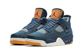 Nike Levis levis x nike air 4 navy ao2571 401 the sole supplier