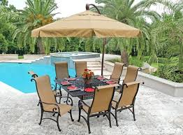 swimming pool table set with umbrella cheap patio sets with umbrella how patio furniture umbrellas can