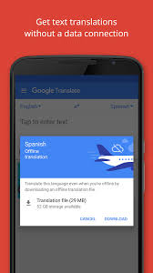 Translate Bedroom In Spanish Google Translate U2013 Android Apps On Google Play