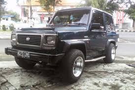 daihatsu feroza modifikasi mobil offroad paling terkenal di indonesia auto modif