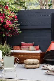 sarah sherman samuel home progress patio diy built in seating