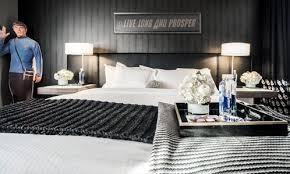 star trek bedroom hyper themed rooms in downtown denver star trek