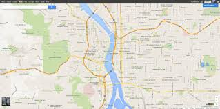 Portland Brewery Map by Google Conquers Cartography Again With Faster Cleaner Smarter