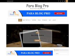 best blog themes ever para blog pro paragon themes
