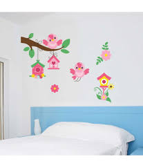 stickerskart wall stickers bird price at flipkart snapdeal ebay stickerskart tree wall sticker with bird house available at snapdeal for rs 127