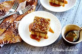 pumpkin cheese coffee cake thanksgiving brunch recipe