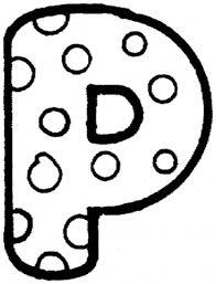 dot alphabet coloring home