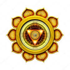 solar plexus solar plexus chakra mandala u2014 stock photo goku347 43385791