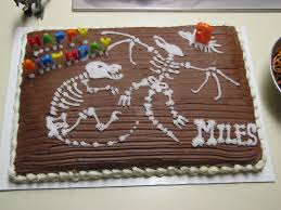 dinosaur fossil cake for the kids pinterest dinosaur fossils