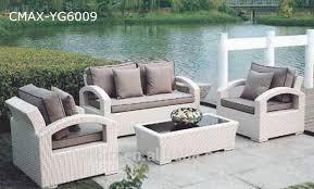 White Rattan Sofa Middle East 2015 New Design White Rattan Outdoor Furniture Rattan
