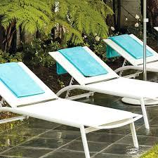 Poolside Chaise Lounge Kauai Outdoor Wicker Pool Chaise Lounge Chair Pool Chairs Modern