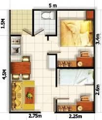 layout ruangan rumah minimalis 10 denah rumah minimalis type 36 2 kamar tidur