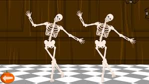 Halloween Skeleton Games by Poisson Rouge Games Redfishsoup Twitter