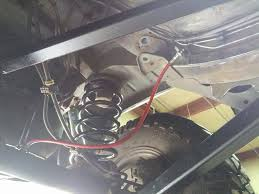 jeep grand rear brakes tj lj xj zj wj rear brake line clayton offroad