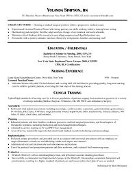 opulent design new grad nursing resume 12 new grad nurse resume