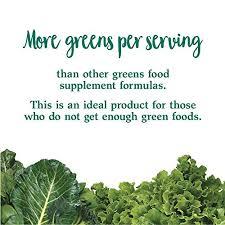 amazon com garden of life whole food vegetable supplement
