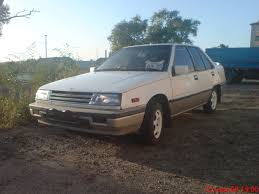 mitsubishi fiore 1986 mitsubishi mirage photos 1 5 gasoline ff automatic for sale