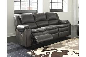 Gray Recliner Sofa Reclining Sofa Furniture Homestore