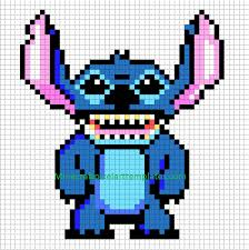 minecraft building templates minecraft pixel templates stitch lilo and stitch