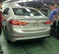hyundai elantra 2015 interior 2017 hyundai elantra leaked images revealed automotorblog