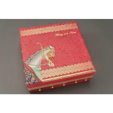indian wedding card box baraat indian wedding card