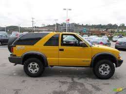 2004 chevrolet blazer information and photos zombiedrive