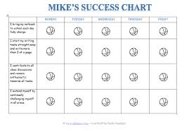 printable student success chart u2014 edgalaxy cool stuff for nerdy