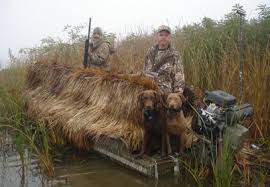 Duck Boat Blinds Plans Steen Outfitters