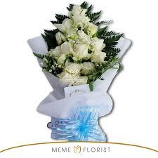 Meme Florist - buket bunga bdg hb 205 meme florist bandung