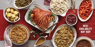 thanksgiving meals cracker barrel