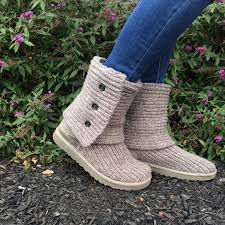 s cardy ugg boots grey 47 ugg shoes gray knit cardy ugg boots on sale